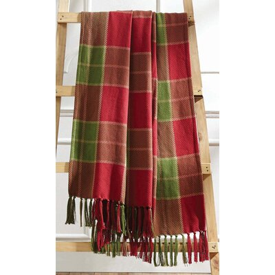 Agrihan Woven Throw