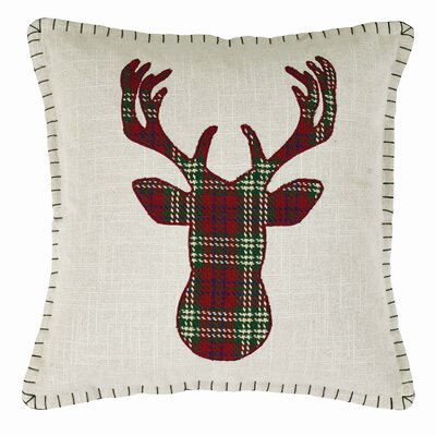 Omusa Deer Throw Pillow
