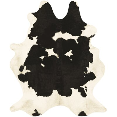 Canyonlands Ivory/Black Novelty Rug
