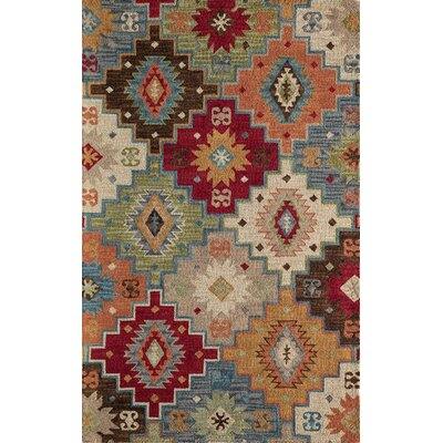 Sunnyvale Hand-Tufted Area Rug Rug Size: Rectangle 36 x 56