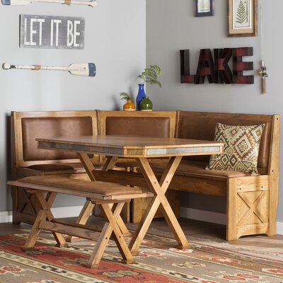 Framingham 4 Piece Dining Set