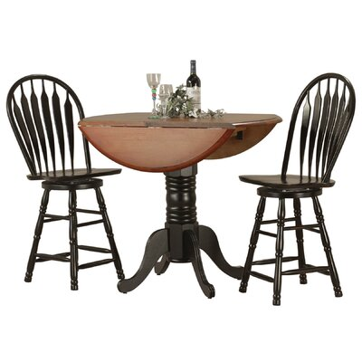 Copernicus 3 Piece Pub Table Set