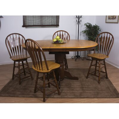 Copernicus 5 Piece Pub Table Set