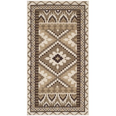 Rangely Outdoor Rug Rug Size: Rectangle 27 x 5