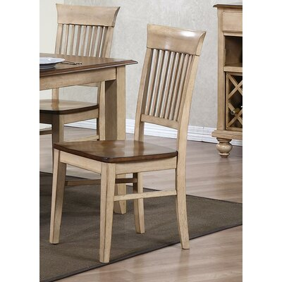 Huerfano Valley Fancy Solid Wood Dining Chair