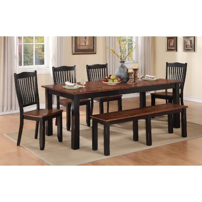 Manassa Extendable Dining Table