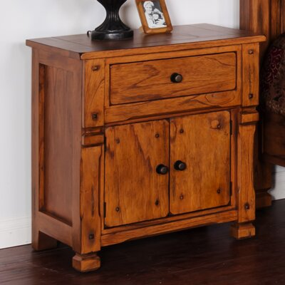 Hawthorne 1 Drawer Nightstand
