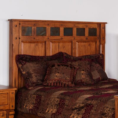 Fresno Panel Headboard Size: King