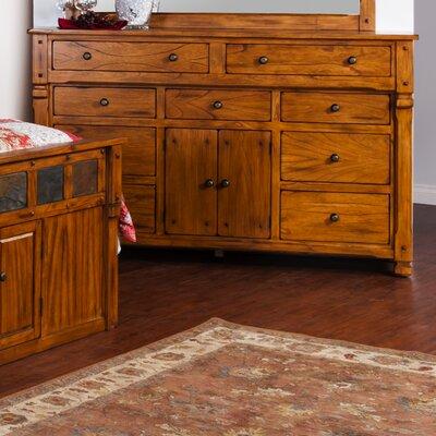 Hawthorne 9 Drawer Standard Dresser