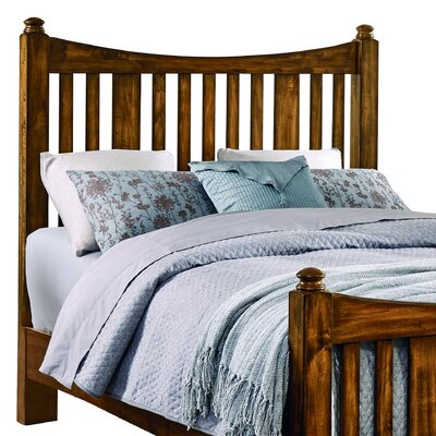 Fairfield Storage Footboard Size: Queen, Finish: Maple Syrup