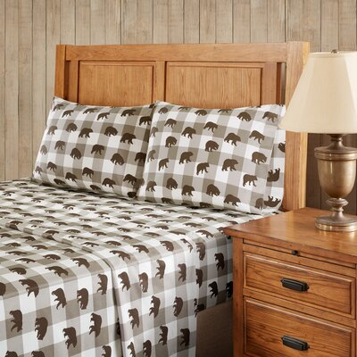 Kersey-Gill Sheet Set Size: King
