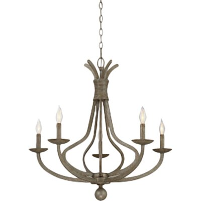 Westfield 5-Light Candle-Style Chandelier