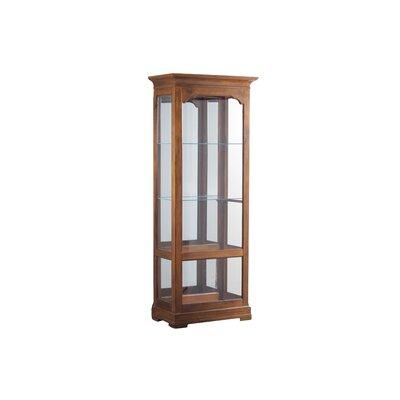 Canola Large Curio Cabinet