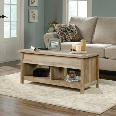 Sunlight Spire Lift Top Coffee Table