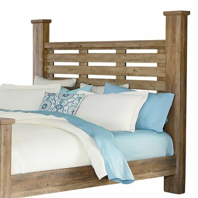 Piegan Wood Bed Posts