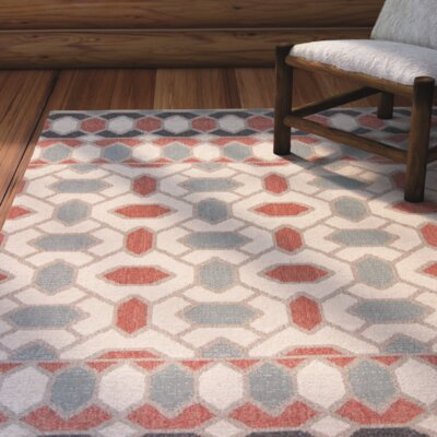 Condon Stone Indoor/Outdoor Area Rug Rug Size: 33 x 411