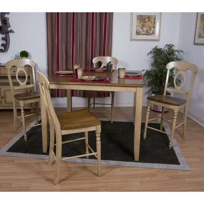 Huerfano Valley 6 Piece Pub Table Set