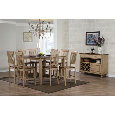 Huerfano Valley 10 Piece Dining Set