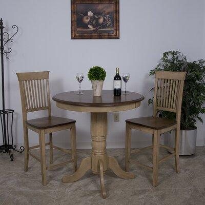 Huerfano Valley 3 Piece Pub Table Set