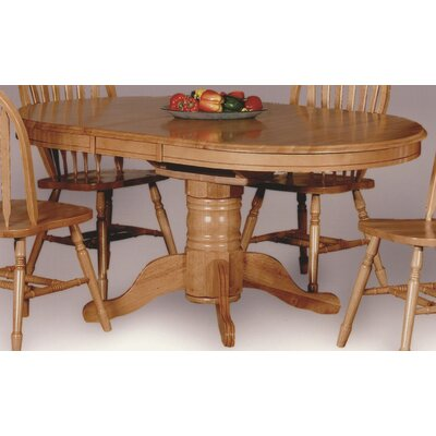 Banksville Dining Table Finish: Light Oak
