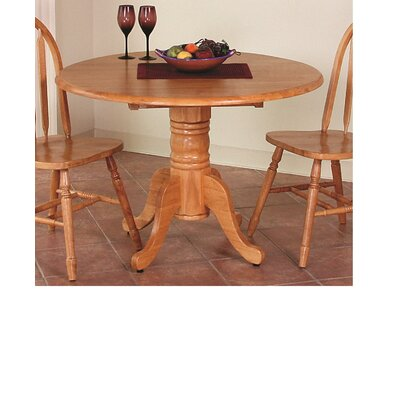 Banksville Extendable Dining Table Finish: Light Oak