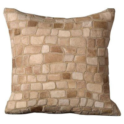 Wind Mountain Pebbles Throw Pillow