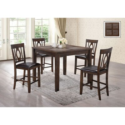 Chartre 5 Piece Dining Set