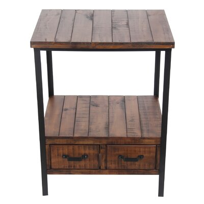 Emeryville End Table
