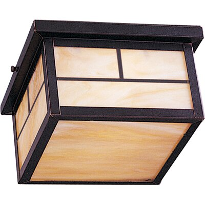 Beverly 2-Light Outdoor Flush Mount