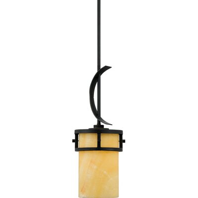 Colby 1-Light Mini Pendant Finish: Imperial Bronze