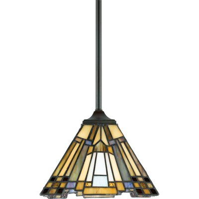 Carnegie 1-Light Mini Pendant