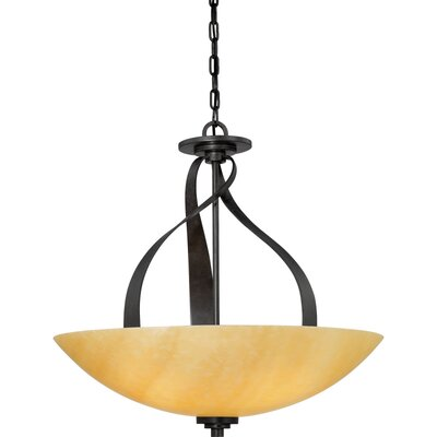 Colby 5-Light Inverted Pendant