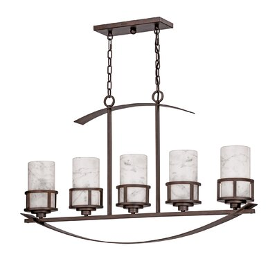 Colby 5-Light Kitchen Pendant Light