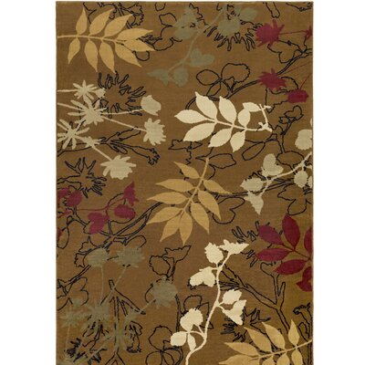 Amur Military Olive Area Rug Rug Size: 710 x 1010