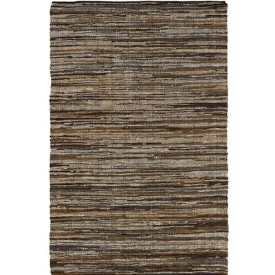 Altum Hand-Woven Multi Area Rug Rug Size: Rectangle 5 x 76