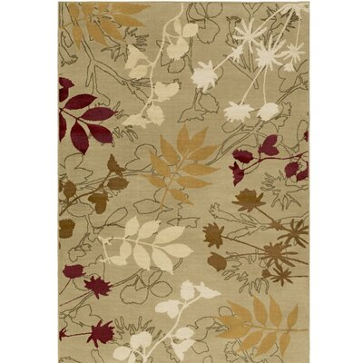 Amur Putty Area Rug Rug Size: Rectangle 710 x 1010