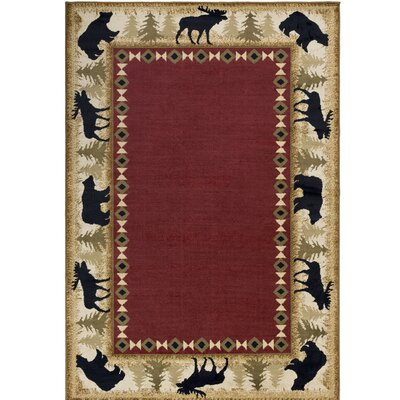 Amur Multi Area Rug Rug Size: Rectangle 710 x 1010