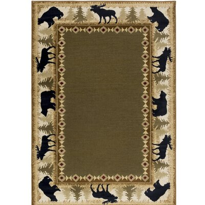 Amur Multi Area Rug Rug Size: Rectangle 111 x 33