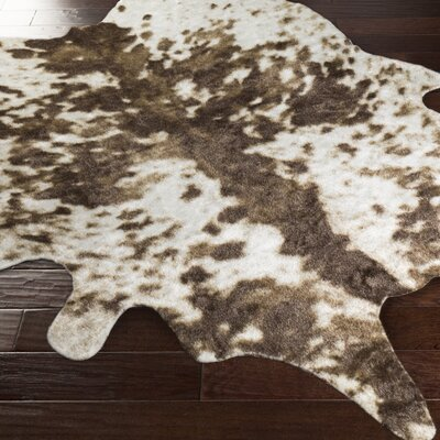 Chellis Brown Area Rug