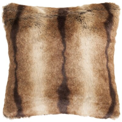 Kelly Faux Luxe Throw Pillow