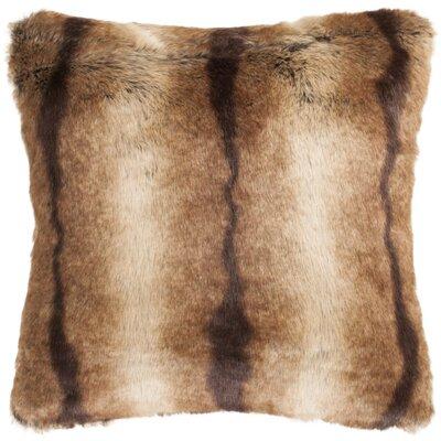 Cedro Faux Luxe Brick Throw Pillow