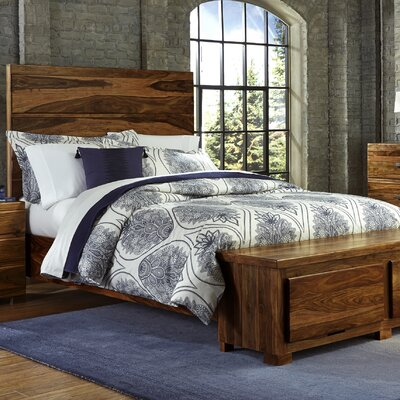 Baltusrol Panel 7 Piece Bedroom Set Size: Queen