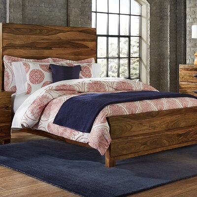 Baltusrol Panel 4 Piece Bedroom Set Size: King