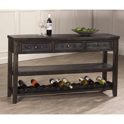 Campbell Hill Floor Wine Rack
