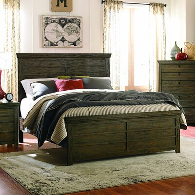 Hollister Panel Bed Size: Queen