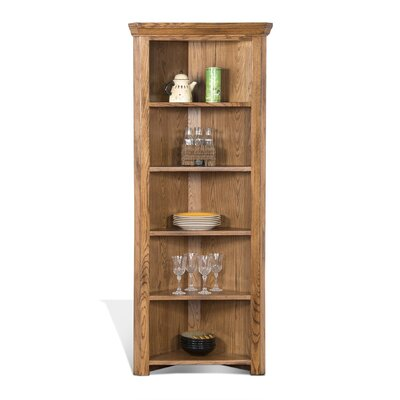 Fresno Corner Unit Bookcase 554 Product Photo