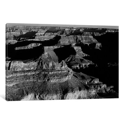 Grand Canyon National Park XX by Ansel Adams Photographic Print on Wrapped Canvas LOON8360 33331692