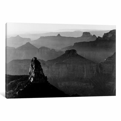 Grand Canyon National Park III by Ansel Adams Photographic Print on Wrapped Canvas LOON8377 33331834