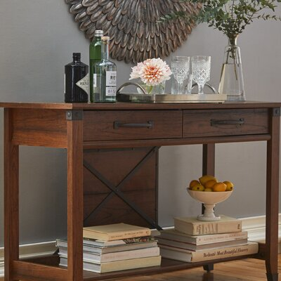 Nathan Newdale Console Table by Loon Peak
