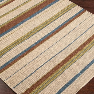Charleville Taupe Area Rug Rug Size: Rectangle 5 x 8